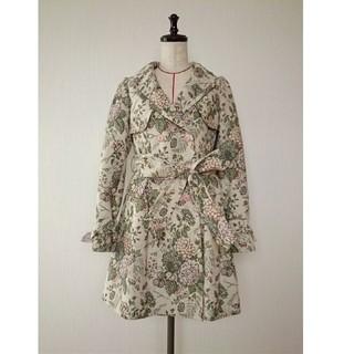 ロイスクレヨン(Lois CRAYON)のロイスクレヨン ゴブラン ゴブラン織り トレンチコート(トレンチコート)