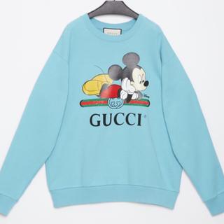 Gucci - GUCCI disney ディズニー ミッキーマウス トレーナー スウェット