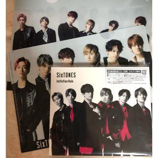 Johnny's - SixTONES 通常盤 CD