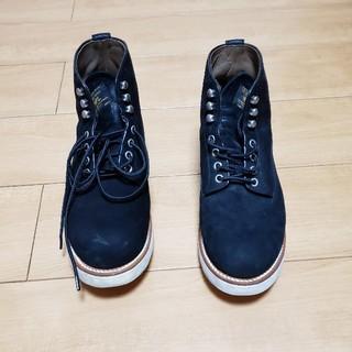 ダブルタップス(W)taps)のWTAPS 14AW PLAINTOE BOOTS ブーツ(ブーツ)