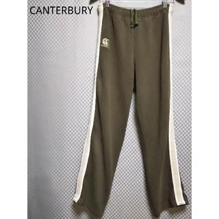 カンタベリー(CANTERBURY)のカンタベリー☆スウェットパンツ ジャージ トラック L モスグリーン 90s(その他)