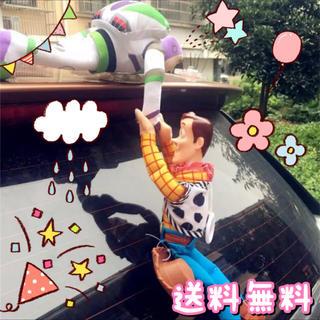 ウッディ&バズ♡車外アクセサリー☘ぶら下がり人形♡