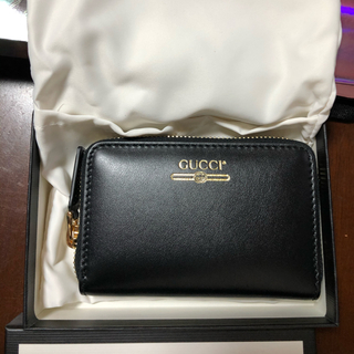 Gucci - GUCCI グッチ ジップカードコインケース