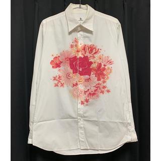 Yohji Yamamoto - ヨウジヤマモト ワイズフォーメン 05aw 花柄シャツ 花と少年 花 フラワー