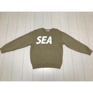 WIND AND SEA スウェット 19ss ベージュ(スウェット)