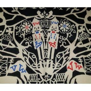 Vivienne Westwood - 新品セール除外品❄️クリスマス新柄ハンカチ❄️ヴィヴィアンウエストウッドCBK