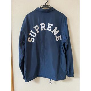 Supreme - Supreme Champion Half Zip Pullover アーチロゴ