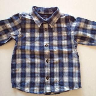 ベビーギャップ(babyGAP)のシャツ 90(ブラウス)