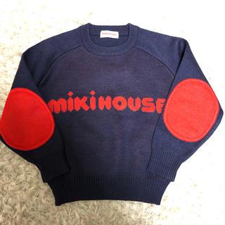mikihouse - ミキハウス セーター ニット 100
