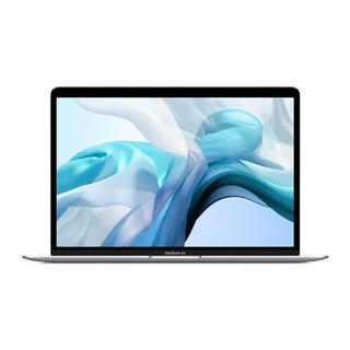 マック(Mac (Apple))のAPPLEアップルMVFK2J/A MacBook Air 13インチ シルバー(ノートPC)