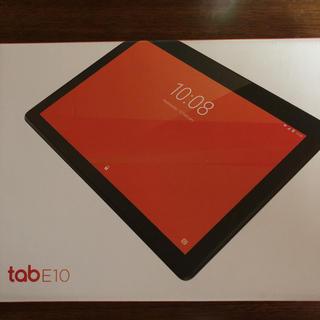 Lenovo Tab E10 (タブレット)