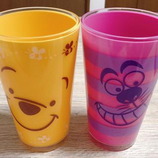 Disney - ディズニー タンブラー コップ ペアセット