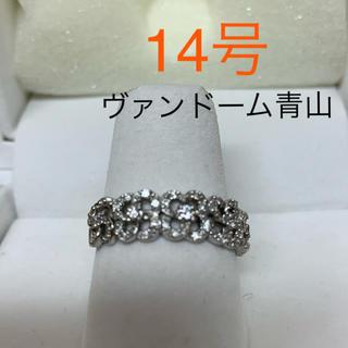 Vendome Aoyama - ヴァンドーム青山 PT950ダイヤモンドリング