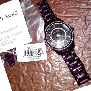 マイケルコース(Michael Kors)の目立ちます(*^^*)米国マイケルコース直営店買付品(腕時計(デジタル))