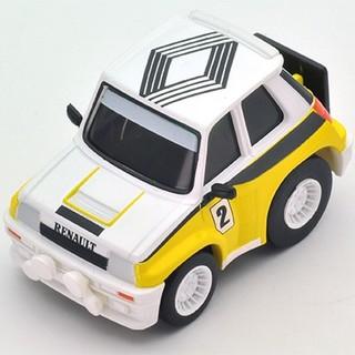 チョロQ zero Z-52b ルノー5 ターボラリ-1983ワークスカラー(ミニカー)