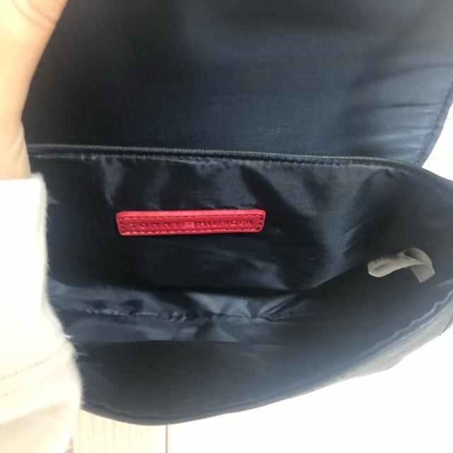 TOMMY HILFIGER(トミーヒルフィガー)の【早い者勝ち】TOMMY HILFIGER ショルダーバッグ レディースのバッグ(ショルダーバッグ)の商品写真