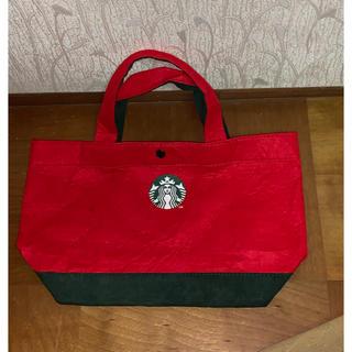 Starbucks Coffee - 新品送料無料 starbucks  ランチトートバッグ