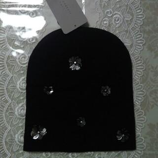 ザラ(ZARA)のザラZARA ニット帽(ニット帽/ビーニー)