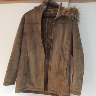 ミッシェルクラン(MICHEL KLEIN)のジャケット コート スエード MK(レザージャケット)