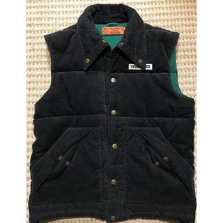 TENDERLOIN - キムタク私物 tenderloinベスト ブラックMサイズ