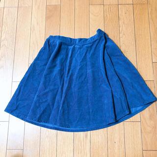 w closet - コージュロイスカート