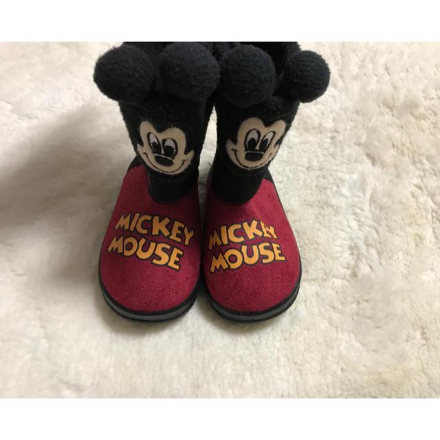 キッズ ブーツ キッズ/ベビー/マタニティのキッズ靴/シューズ(15cm~)(ブーツ)の商品写真