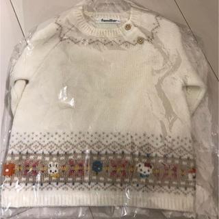 familiar - ファミリア♡完売 ニット セーター 新品