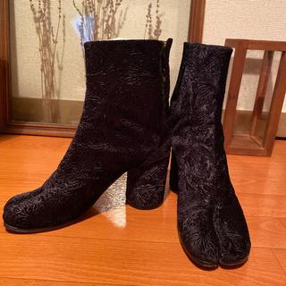 マルタンマルジェラ(Maison Martin Margiela)のメゾンマルジェラ 足袋ブーツ(ブーツ)
