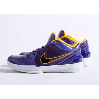 NIKE - undefeated kobe Lakers コービーブラアント 29cm