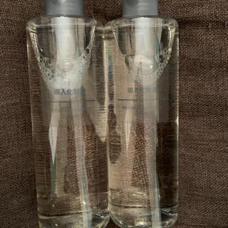MUJI (無印良品) - 無印良品 導入化粧液 400ml 2本セット