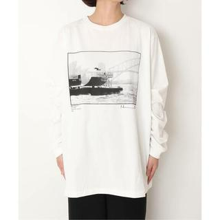 Plage - 20SS jane smith ロングTシャツ