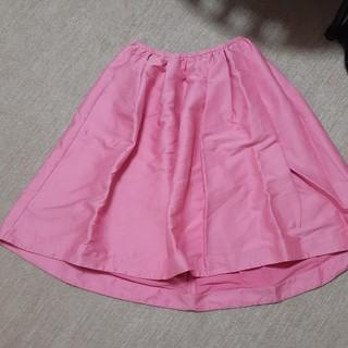 チェスティ(Chesty)のchesty アシンメトリースカート(ひざ丈スカート)