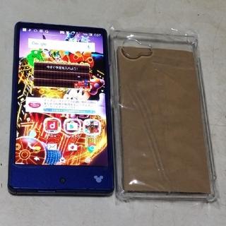 ディズニー(Disney)のSIMフリー☆Disney Mobile(ディズニーモバイル)DM-01H(スマートフォン本体)