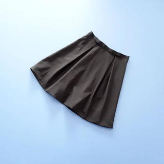 FOXEY - ■FOXEY NY■ 40 チャコールグレー系 スカート