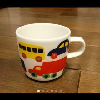 marimekko - マリメッコ ブーブー マグカップ美品