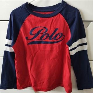 ポロラルフローレン(POLO RALPH LAUREN)のラルフローレン ロンT 110cm(Tシャツ/カットソー)