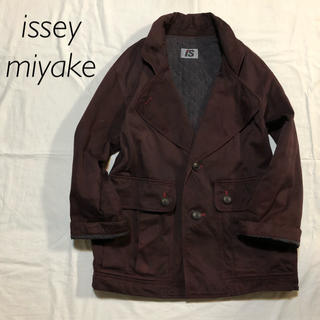 イッセイミヤケ(ISSEY MIYAKE)のI.S. chisato tsumori issey miyake ジャケット(ミリタリージャケット)