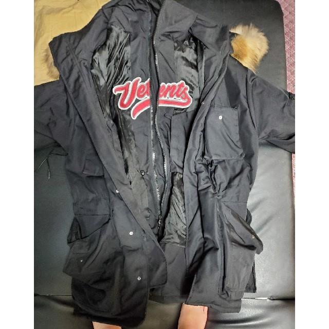 Balenciaga(バレンシアガ)のvetements ヴェトモン モッズコート メンズのジャケット/アウター(モッズコート)の商品写真