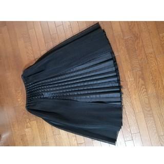 トーガ(TOGA)の☆CLEANAクリーナ☆2重プリーツスカート(ロングスカート)
