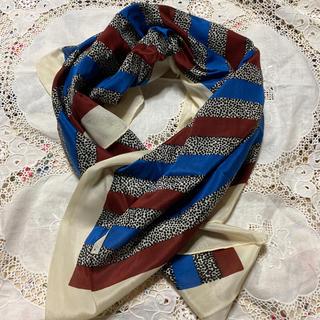 カリタ(CARITA)のCARITA スカーフ シルク(バンダナ/スカーフ)