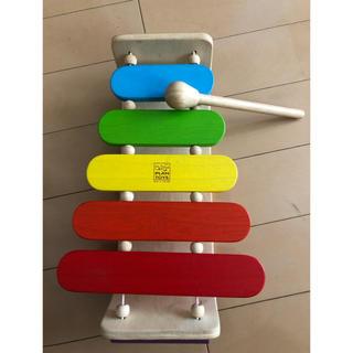ボーネルンド(BorneLund)のおもちゃ 木琴(楽器のおもちゃ)