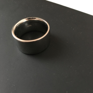 限定1本!極太プラチナ950リング・約27g(リング(指輪))