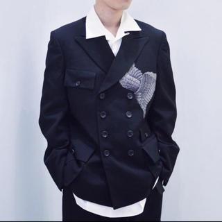 Yohji Yamamoto - yohji yamamoto pour homme 鳩抜染