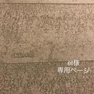 et様 専用ページ(ピアス)