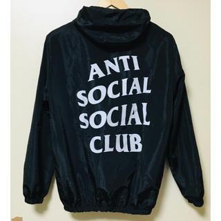 ANTI - Anti Social Social Club undefeated ジャケット