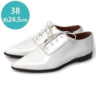 ACNE - 新品❤️アクネストゥディオズ オクスフォードシューズ 革靴 38(約24.5cm