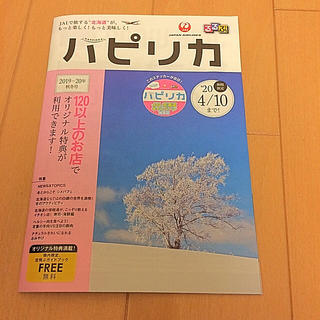 JAL(日本航空) - 北海道クーポン誌 るるぶ JAL