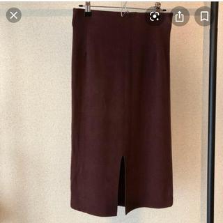 フレームワーク(FRAMeWORK)のフレームワーク ニットスカート(ひざ丈スカート)