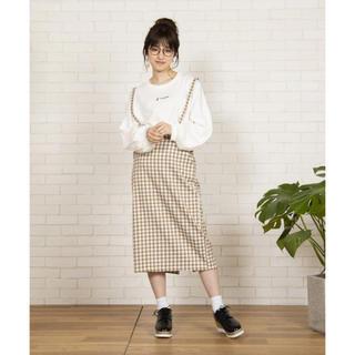 WEGO - サス付きタイトミディスカート