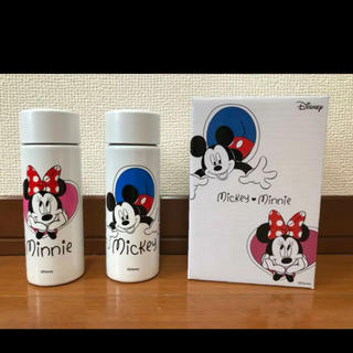 Disney - ミッキー ミニー ミニボトル